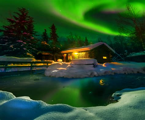 where are the northern lights located choosing a location to photograph aurora borealis
