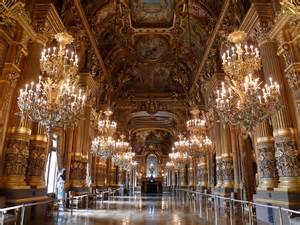 paris opera house thanks for the music the paris opera the forgotten places