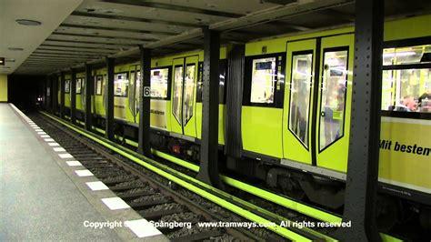 Zoologischer Garten Berlin Metro by Bvg U Bahn Metro Trains At Zoologischer Garten Berlin