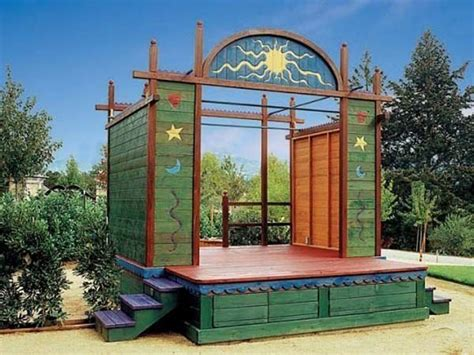 backyard stage design 29 amazing backyards cool backyard ideas for your house