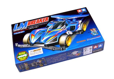 Tamiya V Magnum tamiya model mini 4wd racing car 1 32 lm breaker lightning magnum 19616 aa010 mini 4wd rcecho
