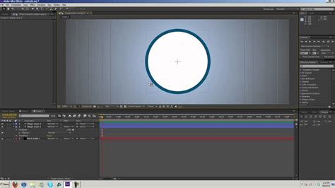 tutorial opening video after effect after effects 2d intro animation tutorial part 4 hire