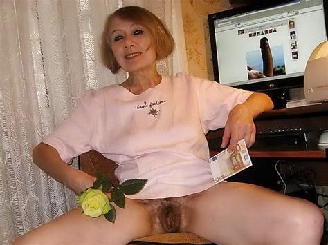 Mature Hairy Pussy P