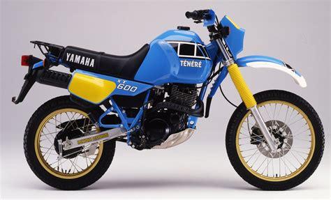 Yamaha Motorräder 600 by Yamaha Xt 600 Z T 233 N 233 R 233 Die Abenteuer Enduro