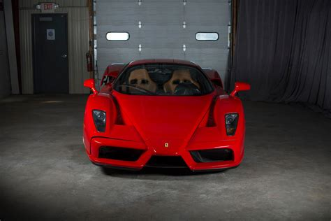 Crashed Ferrari Enzo by Crashed Ferrari Enzo Up For Sale Autofluence