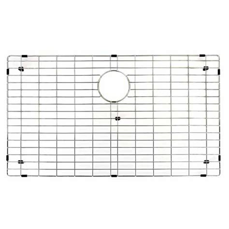Kitchen Sink Bottom Grid Vigo Kitchen Sink Bottom Grid 33 X 17 Quot Kitchensource