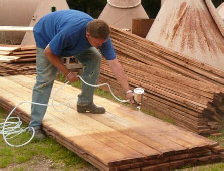 Holz Wasserfest Machen by Selbst Holz Impr 228 Gnieren Und Wasserabweisend Machen