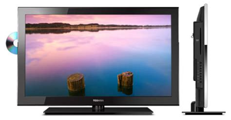 Tv Lcd Toshiba 24 Inch Bekas toshiba 24slv411u 24 inch 1080p led lcd hdtv with built in dvd player black 2011