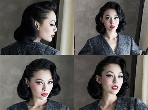 Hairstyle Help by Help Recreating This Pageboy Esque Hairstyle Pinup