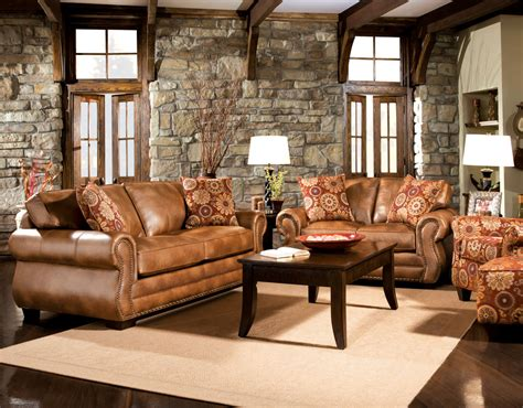 leather livingroom set living room furniture sets leather family rooms