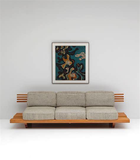sofa gestalten city furniture handcrafted sofa bench 1960s