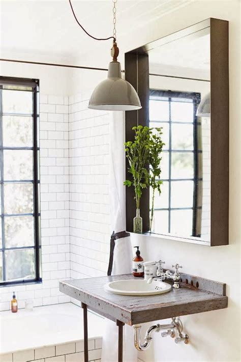 Industrial Style Bathroom Accessories Industrial Decor Style Is For Any Interior An Industrial Bathroom Is Always A Idea