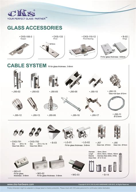 Floor Plan Tools cks glass hardware glass accessories malaysia supplier