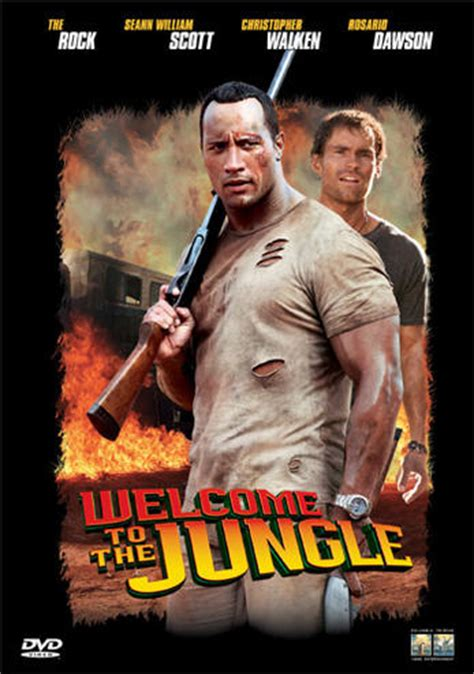 se filmer jungle welcome to the jungle dvd discshop se
