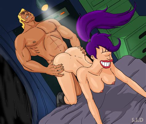 Trampararam Futurama Cartoon Porn Pic Image