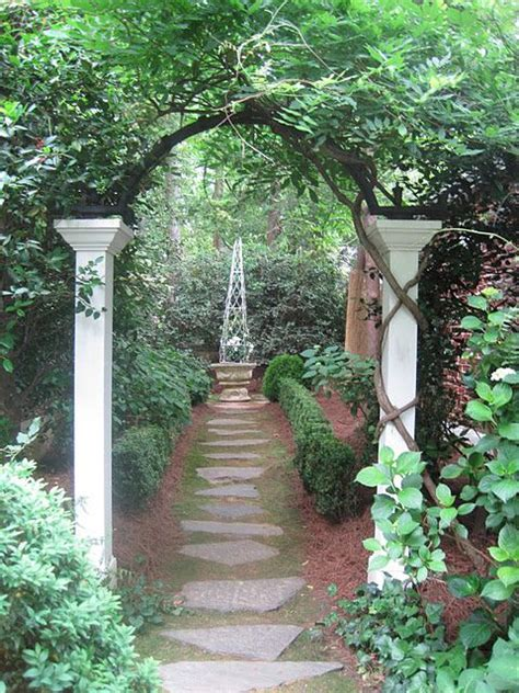 Garden Focal Point Ideas Each Garden Path Should End In A Destination Focal Point