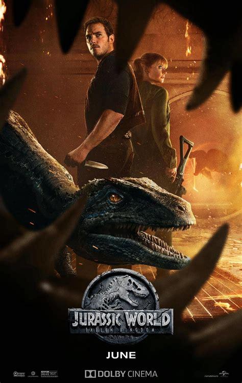 jurassic world fallen kingdom 2 jpg regarder films jurassic world fallen kingdom 2018 poster 3 trailer