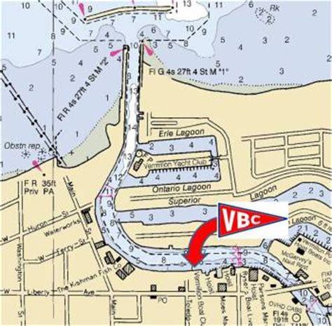 vermilion boat club menu locations