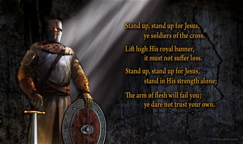 soldiers of christ wallpapers christian hymns theswordbearer