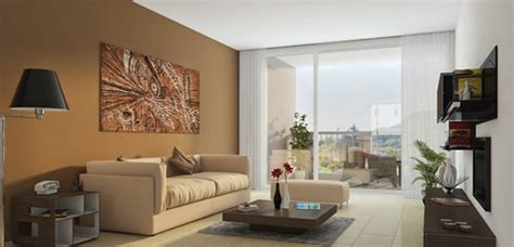 design interior casa pitesti livingroom 12 salas modernas con paredes color marr 243 n