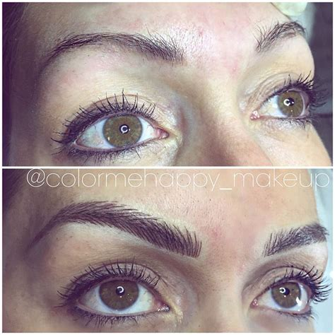 feather eyebrow tattoo best 25 feather touch ideas on microblading