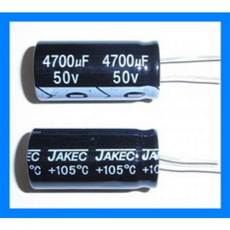 4700uf capacitor 4700uf 50v 105c radial electrolytic capacitor 19x40mm