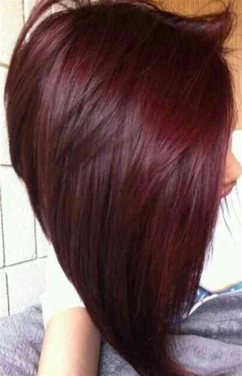 beautiful dark colors beautiful dark red hair fall hair pinterest