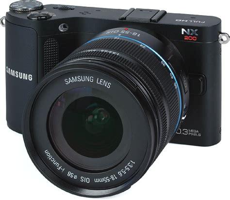 Samsung Nx 200 samsung nx200 testbericht