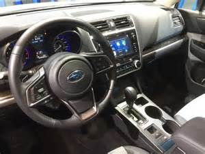 Subaru Legacy Interior 2018 Subaru Legacy 2 5i Sport Interior The News Wheel