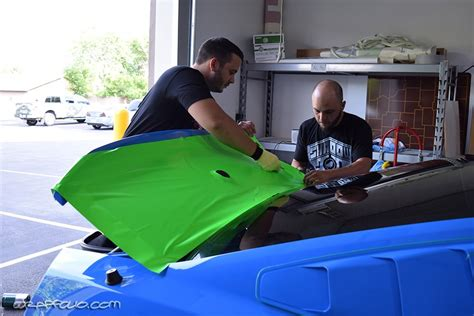 Wrap Giveaway - the wrap installers giveaway wrapfolio