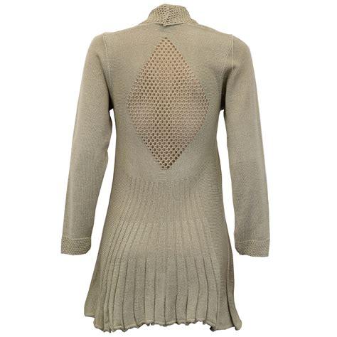 womens knit cardigan womens knitted crochet cardigans ebay