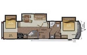 Bunkhouse Trailer Floor Plans by 2015 Residence 402bh Floor Plan Park Trailer Keystone Rv