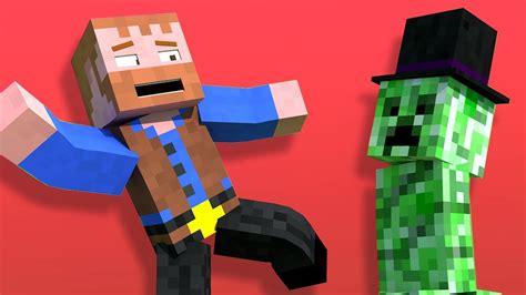 you always win minecraft creeper disguise mod minecraft animation