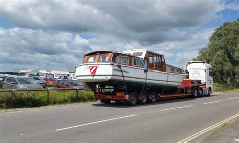 boat transport norfolk chill out solutions ltd boat transport service norfolk