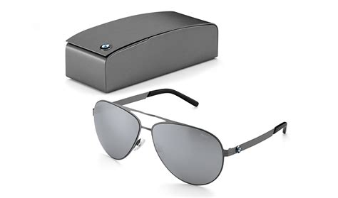 Bmw Sunglasses by Bmw Iconic Sonnenbrille Gunmetal Leebmann24 De