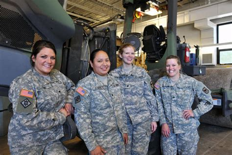 fat people in air force uniform women soldiers take on unexpected roles military com