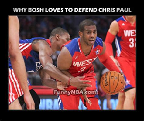 Chris Bosh Gay Memes - funny 2013 all star game east vs west nba funny moments