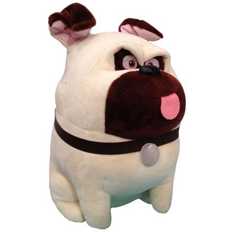 ty beanie buddy mel  pug dog secret life  pets