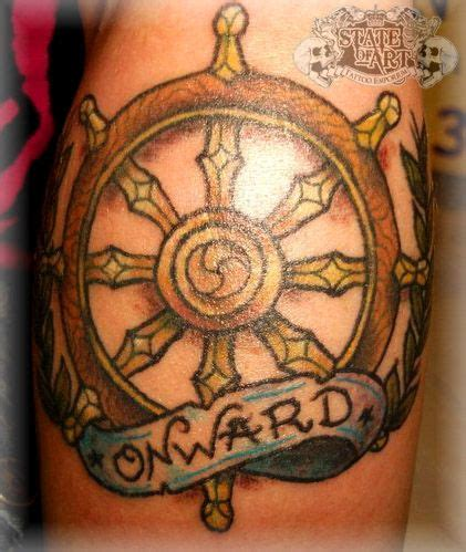 ship wheel tattoo meaning best 25 helm ideas on