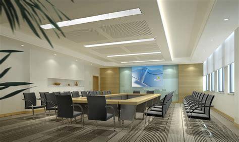 Stripe design for meeting room floor