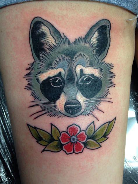 cartoon raccoon tattoo 17 images about tattoo ideas on pinterest cartoon
