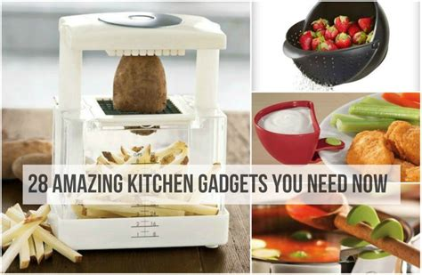 amazing kitchen gadgets 28 amazing kitchen gadgets that you ll want to get right now