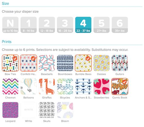 pattern design companies the honest company diapers and wipes bundle review