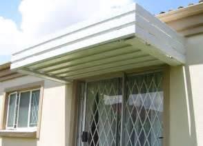 door and window canopies