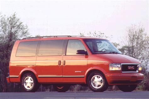 1990 05 gmc safari consumer guide auto