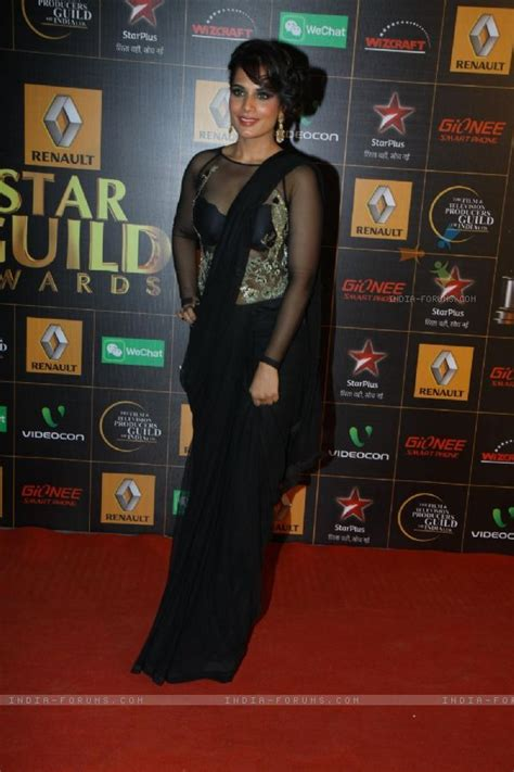 richa chadda pakistan jan 14 richa chadda in a saree gown at just sarees