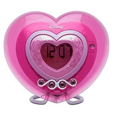 disney princess alarm clock radio kitchen dining