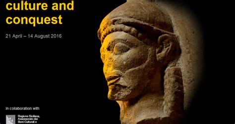 sicily culture and conquest 0714122890 sicily culture and conquest in mostra a londra le et 224 dell oro della sicilia