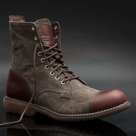 2015 mens boots 2015 summer winter fashion vintage carved bullock