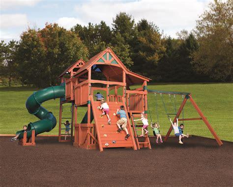 quality swing sets playground equipment psi playground sets